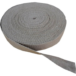 Ceramic Fired Cloth Tape (Plain Weave)