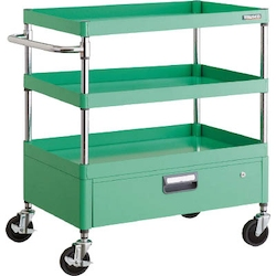 Phoenix Wagon (Noise Suppression Type/with Single-Level Drawers) Height 740/880 mm