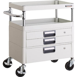 Phoenix Wagon (Noise Suppression Type with Single/Double-Level Drawers) Height 740 mm