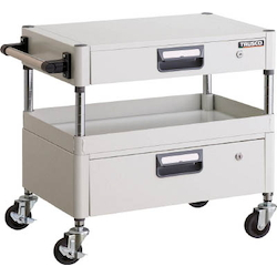 Phoenix Wagon (Noise Suppression Type with Thin Single-Level/Single-Level Drawers) Height 600 mm