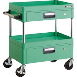 Phoenix Wagon (Noise Suppression Type with Thin Single-Level/Single-Level Drawers) Height 740 / 880 mm