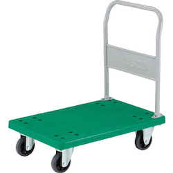 Plastic Trolley, Grand Cart, Fixed Handle Type