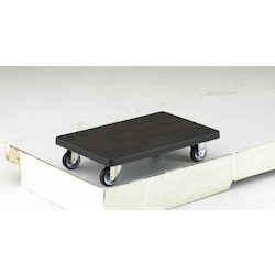 Electro-Conductive Resin Dolly Gran Cart