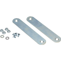 Dedicated 2-3 Layer Metal Fittings for Clear Pocket CPB-4