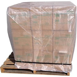 Pallet Cover Translucent Type/with Belt