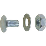 Bolt/Nut Set for Assembly of Light Shelf M6x12 / M6x20