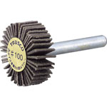 Flap Wheel with Diamond Shaft (All-Diamond Type / Shaft Diameter: 3 mm)