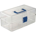 Transparent Tool Box
