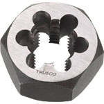 Hexagonal Re-Threading Die For Gas Pipe (PT Screw)