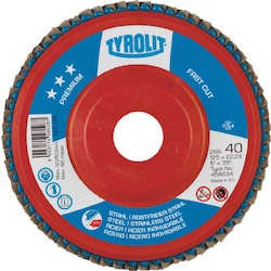 Flap Disc Fast Cut Premium Type