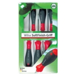 Soft Finish® Screwdriver Set (Set of 6)
