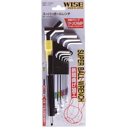 Wise Super Ball Wrench Set