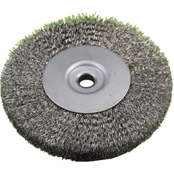 Wheel Brush Stainless Steel