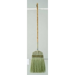 Hand-Knitted Long Handle Broom, 15-Ball