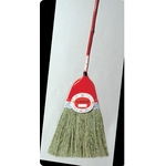 Chrysanthemum Short Handle Broom