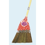 Silk Grass Broom Short Handle