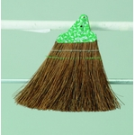 Midori Short Handle Broom, Spare