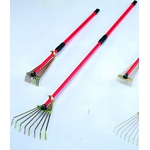 Extending Mini Rake, Flat Wire