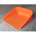 Orange Winnowing Basket Small
