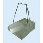 Triple-Handle Dustpan