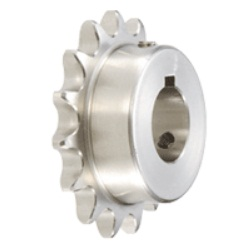 SMS Stainless-Steel Sprocket With Shaft Bore Processing, B Type