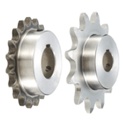MS RB/SB Double-Pitch Sprocket With Shaft Bore Processing