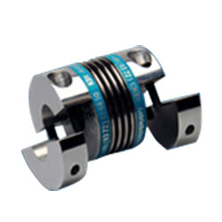 Metal Bellows Couplings with Compact Split Hubs KB4H