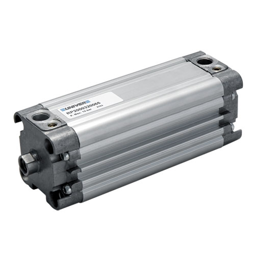 Pneumatic compact cylinders ISO 21287