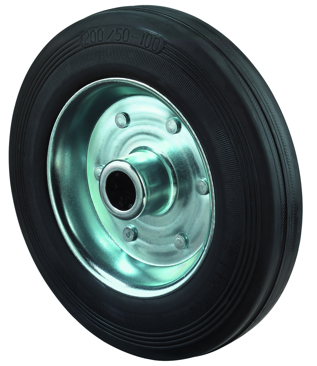 Rubber wheel (B55)