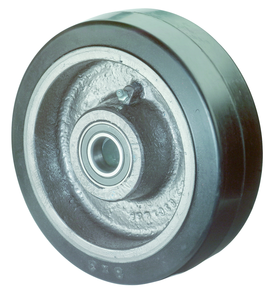 Rubber wheel (B81)