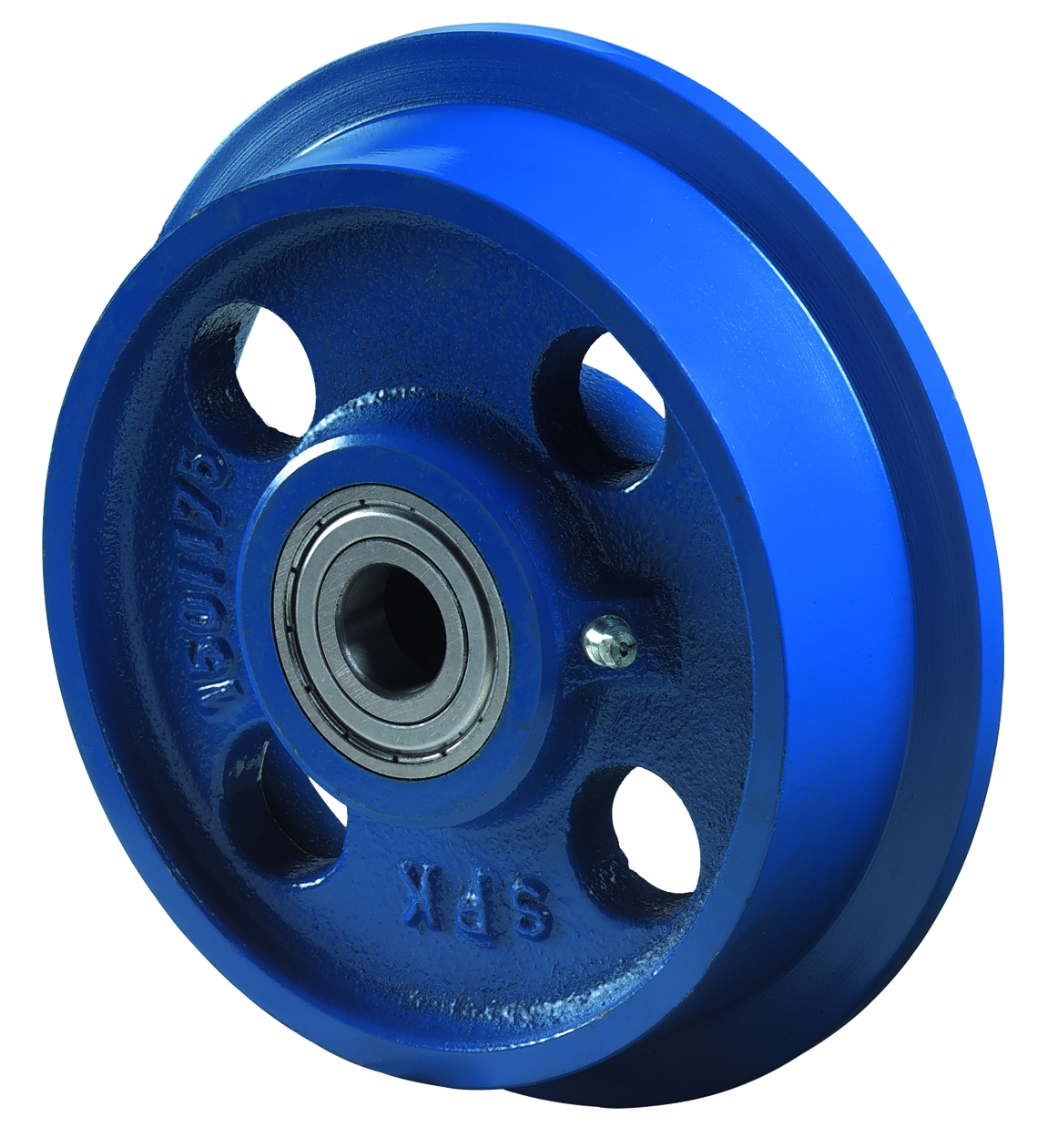 Flanged wheel (C65)