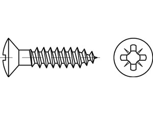 ART 88095 Chipboard screws