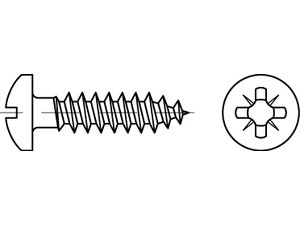 ART 88096 Chipboard screws