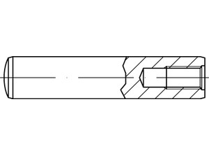 DIN 7979 Parallel pins