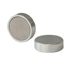 Samarium Cobalt Shallow Pot Magnets