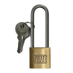 Stainless Steel Shackle Padlock