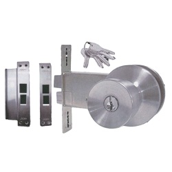 Replacement Lock For Aluminum Sash