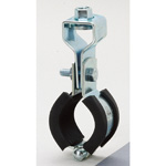 Piping Bracket, Vibration Proof CL Hanging Lock and 3t Rubber