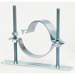 Floor Band Set Floor (Electro-Galvanized/Stainless Steel)