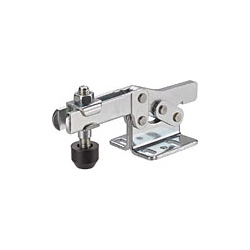 6837M Horizontal acting toggle clamp with removable handle