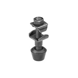 6890B Clamping screw, black