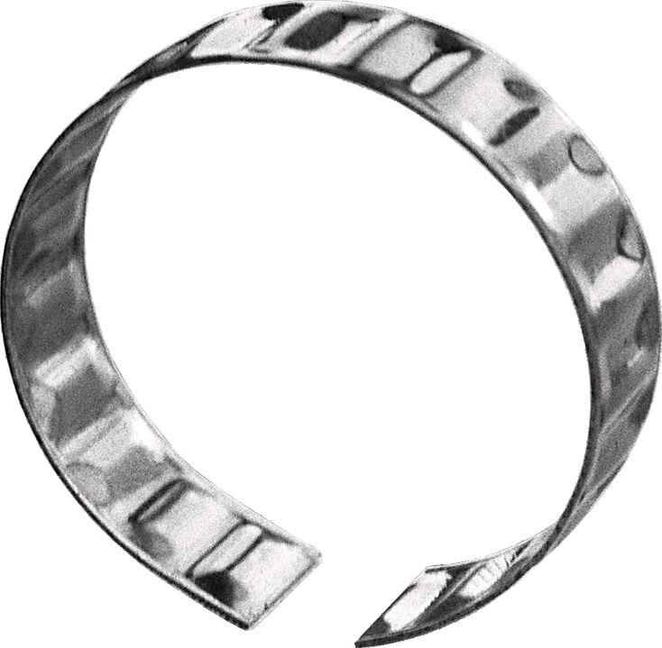 Tolerance rings R0810 (AN)