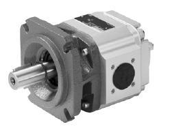 BOSCH REXROTH Internal Gear Pump PGP