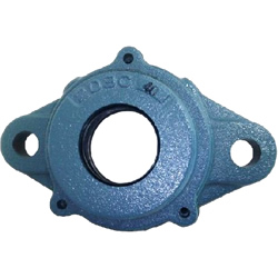 Diamond Flanged Unit with Taper Hole Shape, CUKFL