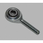 Join Ball PTFE, Liner Type, Stainless Steel Male Screw Rod End, FDM Shape