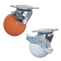 Colored Ball Caster With Seating