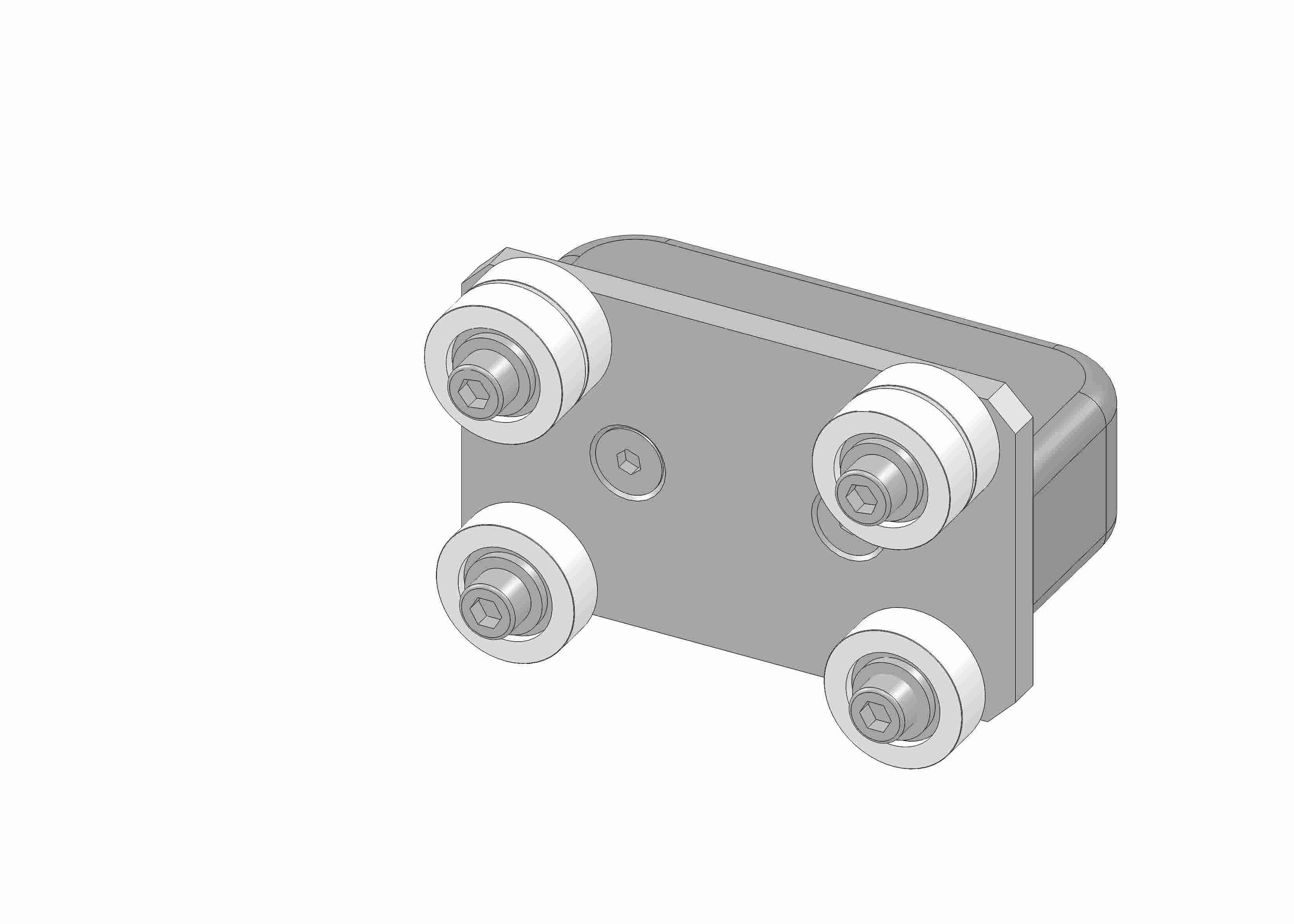 Assembly tool for slide rail - 195