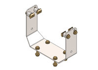 Support bracket for chassis R60 kit - 195