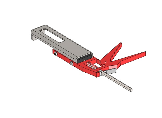 Pin insertion tool for chain - 85