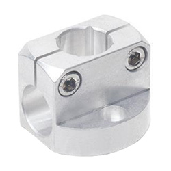 Base plate clamp mountings, Aluminium